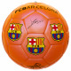 Football - Fluorescent Big FCB Orange Ball
