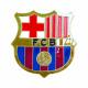 Fußball - FCB Badge Abzeichen GIANT GOLDEN SHIELD