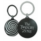 Metallic Keyring THE TWILIGHT ZONE