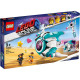 THE LEGO MOVIE 2 70830 Sweet Mischmaschs Systar Ra