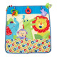 Fisher Price DYW52 Coperta da gioco Animal Lovers,