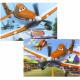 Planes Tovagliette all`americana 3D