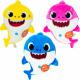 Baby Shark Plush with sound 26 cm