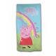 Peppa Pig serviette de plage microfibre