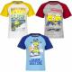 Minions t-shirts Surfing