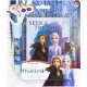 frozen 2 Disney pamiętnik z długopisem UV