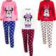 Minnie adults pyjamas Coral Fleece