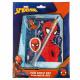 Spiderman Fun Stationery Set 5 piezas