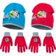 Mickey kapelusz z rękawiczką