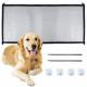 Barrière de sécurité pour chiens
