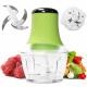 Elektrische versnipperaar voor groentefruit