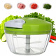 Siekacz krajacz do warzyw cebuli czosnku sznurkowy