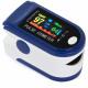 Finger pulse oximeter medical heart rate pulse mon