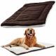 Canapé tapis en tissu, lit pour chien 70x53cm