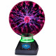 Plasma Ball Plasma Lamp Lampe néon 6 pouces