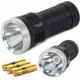 Lampe de poche Police Bailong CREE XHP70 Strong US