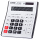 Calculatrice de bureau scolaire, gros chiffres, gr