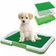 Bac à litière pour chiens, chiens, chiots, tapis d