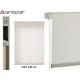 Creme blind 150x180 cm