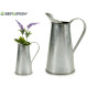 zinc milk jug
