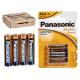batteria alcalina Panasonic lr03 aaa blister
