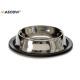 feeder mascot steel 16cm rubber base