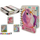 notebook 80 pages unicorn 4 times assorted