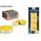 set of 10 tea light citronella candles