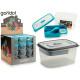 plastic lunch box 1,7l compartim salasa 2 times s