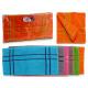 set of 6 cloths 50x50 cotton 500g stripes