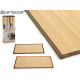 tappeto in bambù con filo di antide trasparente, 3