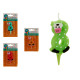 candle birthday animals 8 colors 4 times assorted
