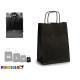 black paper bag mini