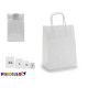 white paper bag mini