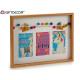 picture frame multiple rectangular tassels