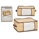 Box speichert alle 45x30x20cm natürlichen Farben