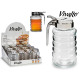 honey glass dispenser 285ml