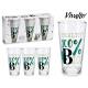 set of 3 bio soda glasses 31cl