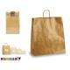 large kraft gold paper bag