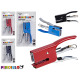 hand stapler colors 3 times assorted