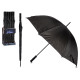 black assorted umbrella