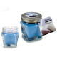 jar lid candle metal clothes clean 16h