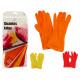 rękawiczki lateksowe kolory 3 razy mieszany rozmia