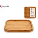bambu square small appetizer table