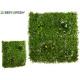 1x1m small flower artificial vertical garden
