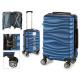 Kofferkabine abs blauen Wellen