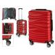 Kofferkabine abs roten Wellen