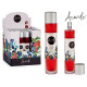air freshener spray 100ml red fruits
