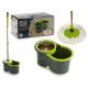 Set di secchielli rotanti verdi da 13 litri