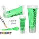 Neon 75ml acrylic paint tube green